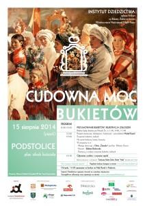 Bukiet Plakat 2014 Podstolice B2 2207