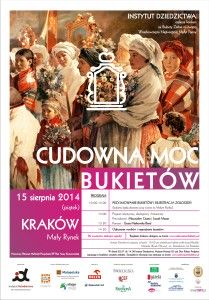 Bukiet Plakat 2014 Krakow B2 2107