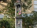 Old Wayside shrine in Wieliczka near Cracow. Poland